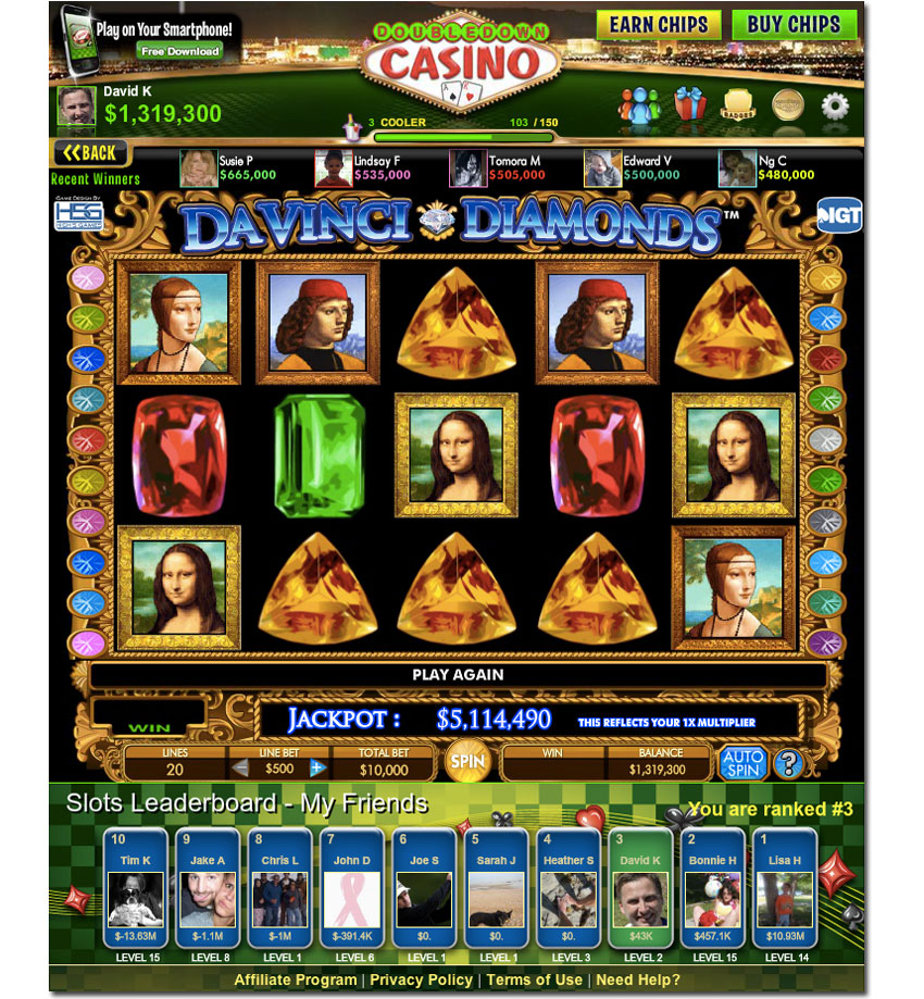 DoubleDown Casino Facebook Hack v.1.0 Free Download 2012 on Vimeo
