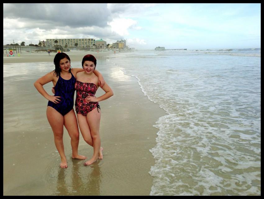 Craigslist Daytona Beach Florida >> First Time Ocean Swimmers