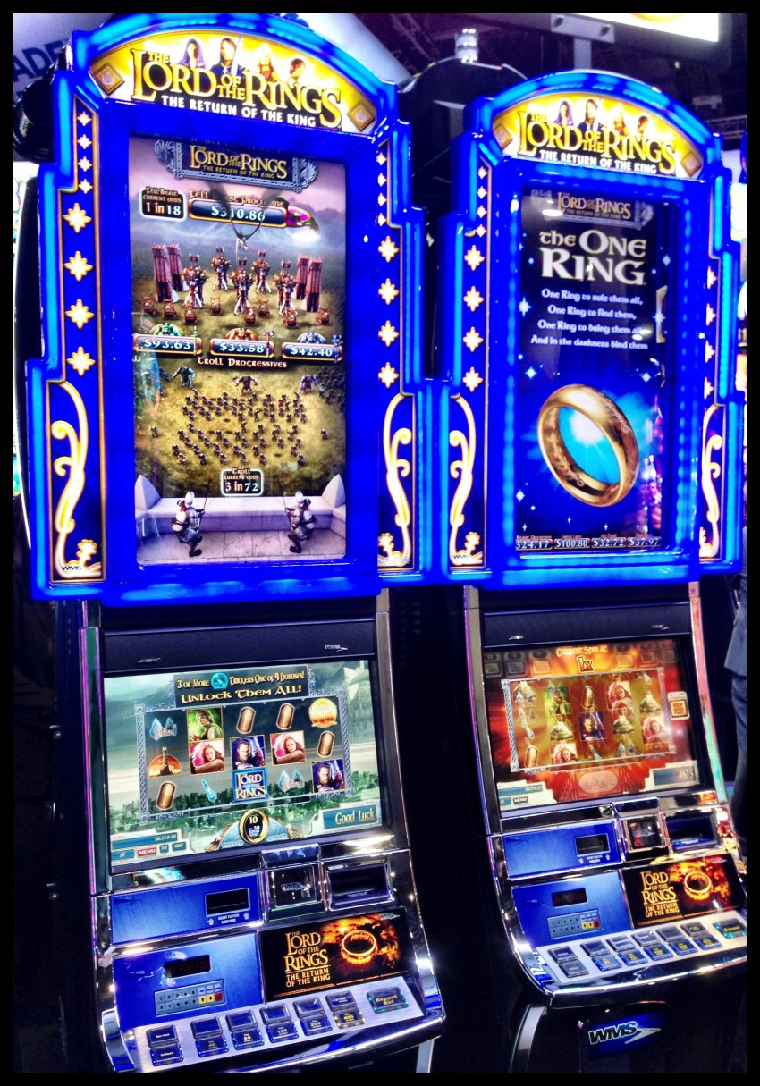Lord Of The Rings Slot Machine Strategy