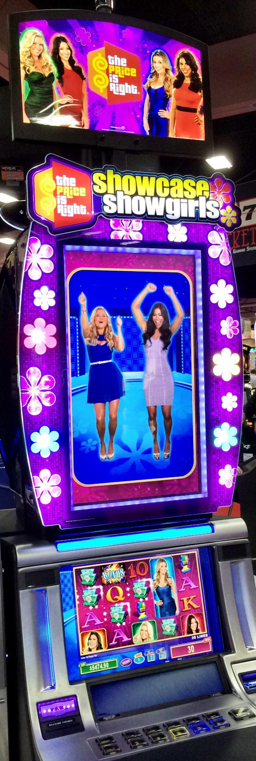 slot machine casinos in california