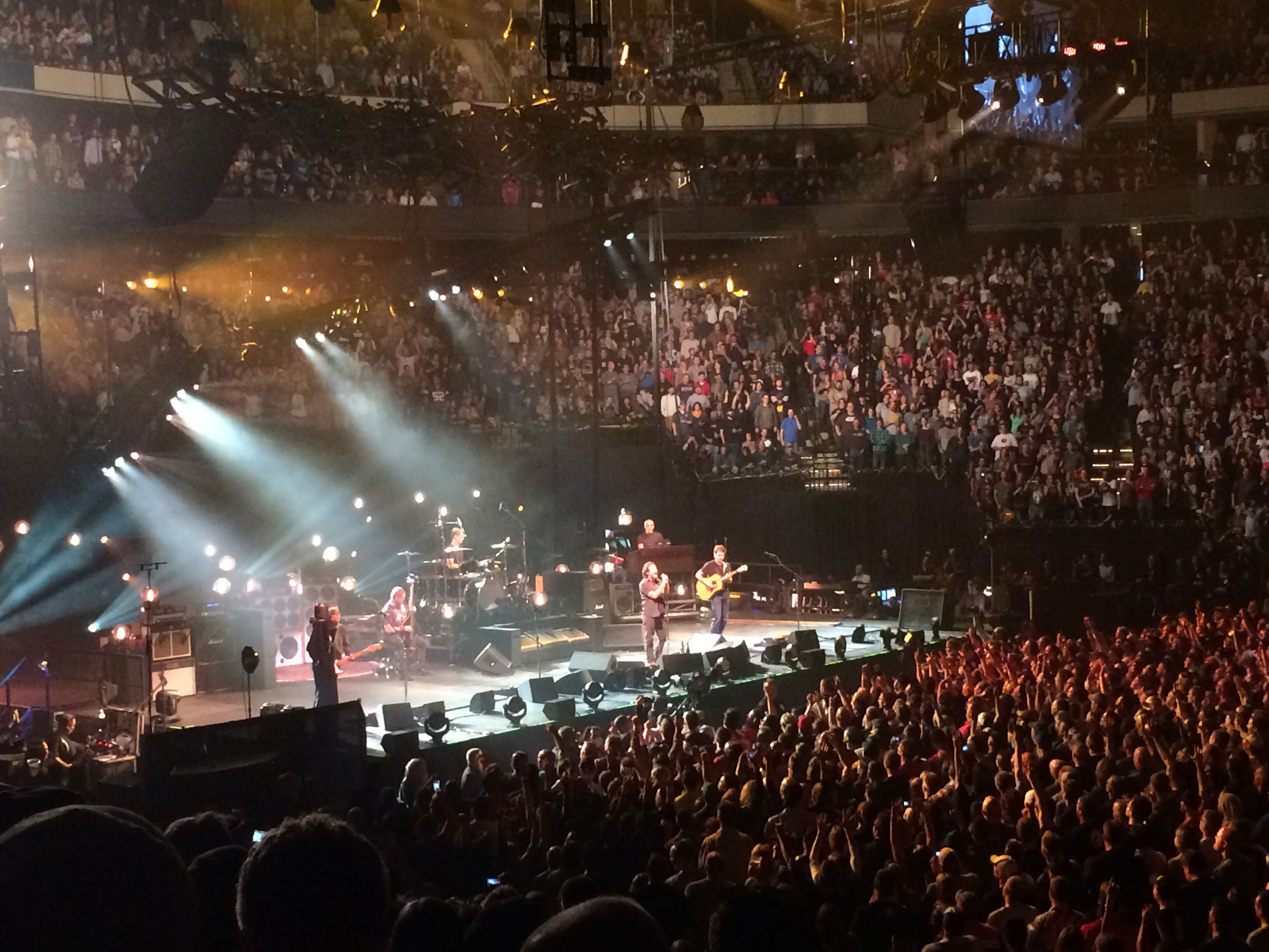Pearl Jam at Xcel Energy Center